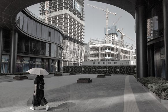 Central Business District, 2019, Thongzhou New Town, Pechino, municipalità di Pechino. Foto di Samuele Pellecchia