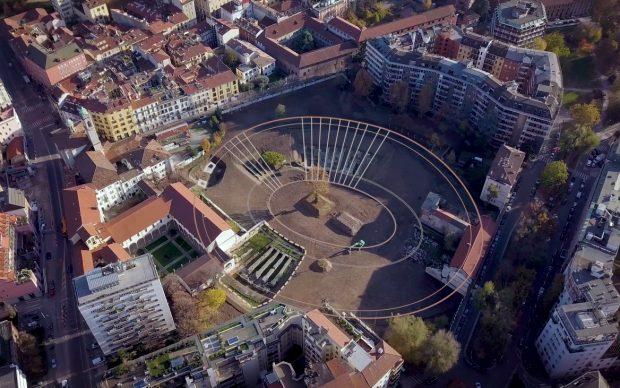 Milano, PAN Parco Amphitheatrum naturae. Crediti Soprintendenza Archeologia Belle Arti e Paesaggio per la città metropolitana di Milano