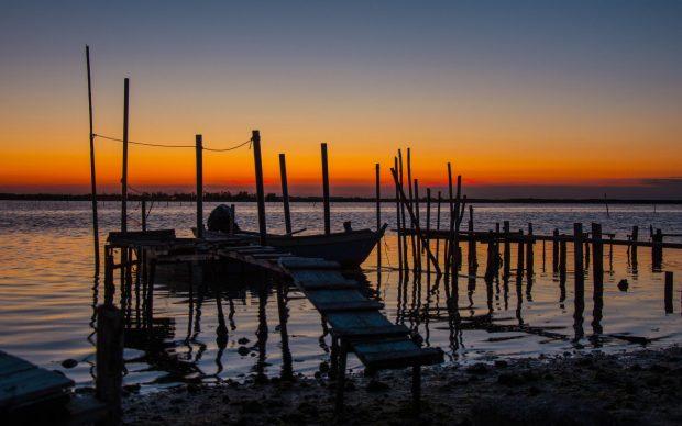 Delta del Po, Porto Tolle, Provincia di Rovigo. Photo by Sz. Marton on Unsplash