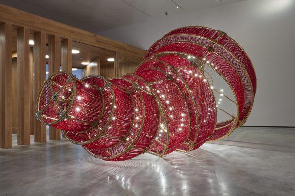 Descending Light, 2007. Ai Weiwei. © Joaquín Cortés / Helga de Alvear Museum