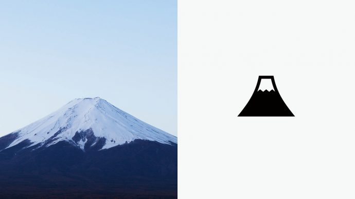 Experience Japan Pictograms. Courtesy Nippon Design Center. Photo: Takaya Sakano