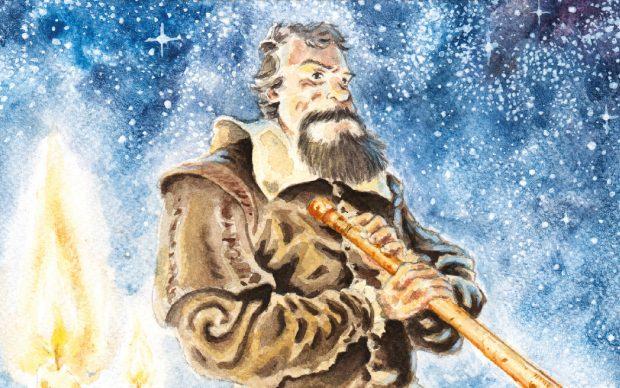 Galileo Galilei - Il messaggero delle stelle (BeccoGiallo, 2021)