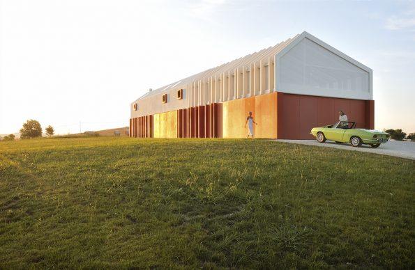 Simone Subissati Architects, Casa di Confine. Photo © Alessandro Magi Galluzzi, Roberto Piccinni