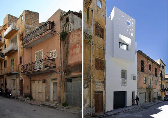 Lillo Giglia, Farace House. Photo ©Salvatore Giglia, Lillo Giglia