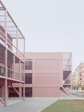 BDR bureau - Alberto Bottero, Simona Della Rocca,  Fermi School. Photo ©Simone Bossi