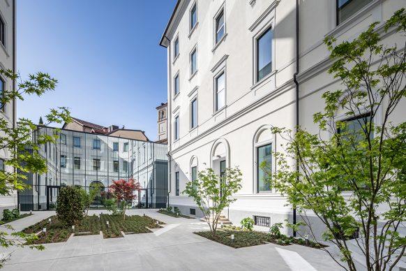 Vittorio Grassi Architetto & Partners, Principe Amedeo. Photo ©Diego de Pol