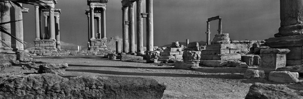 Palmira, Siria, 2006 © Josef Koudelka/Magnum Photos