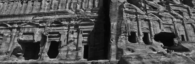 Petra, Giordania, 2019 © Josef Koudelka/Magnum Photos