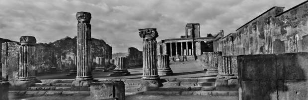 Pompei, Italia, 2012 © Josef Koudelka/Magnum Photos
