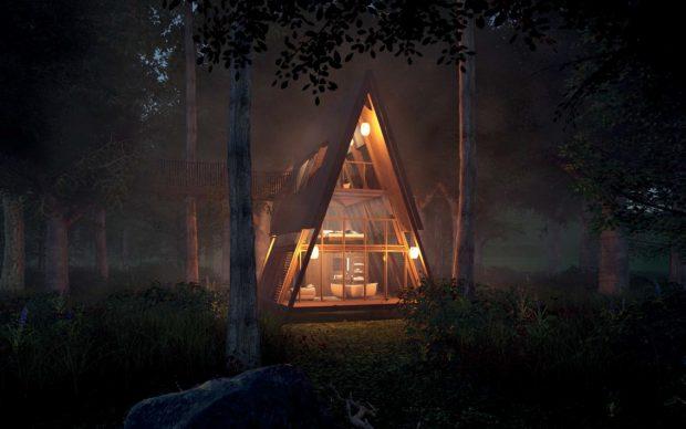 Sogno di una notte di mezza estate, José Carlos Menasalvas Gijón e Cristina Jiménez Lima per YAC - Young Architects Competitions