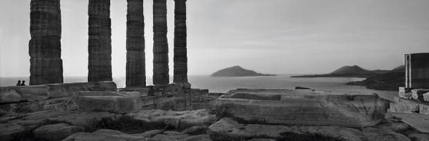 Tempio di Poseidone, Grecia, 2003 © Josef Koudelka/Magnum Photos