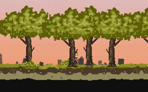 Un'immagine del videogioco Shakespeare Showdown / With a Kiss I Die