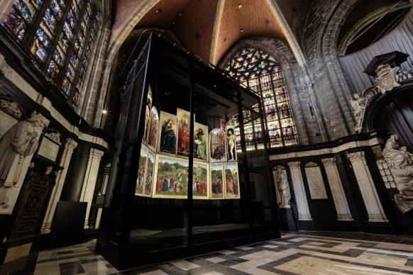 © Sint-Baafskathedraal Gent, www.artinflanders.be, foto Cedric Verhelst