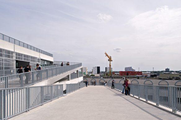 École Nationale Supérieure d'Architecture de Nantes. Photo courtesy of Philippe Ruault