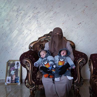 World Press Photo Story of the Year, nominee: Habibi © Antonio Faccilongo, Italy, Getty Reportage