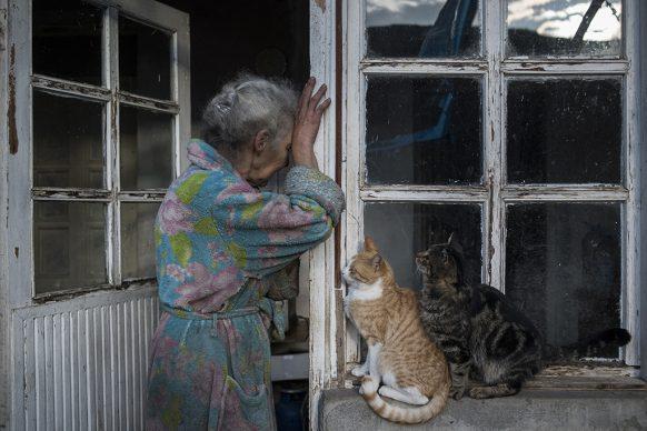 World Press Photo Story of the Year, nominee: Paradise Lost © Valery Melnikov, Russia, Sputnik