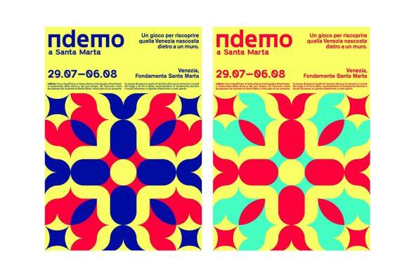 """Progetto """"Ndemo"""". Immagine courtesy studenti di Design Iuav"""