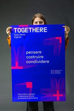 """Progetto """"Togethere"""". Foto Laboratorio Fotografico Iuav"""