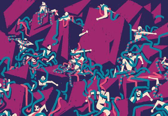 I ladri. Immagine per gentile concessione di Matteo Berton