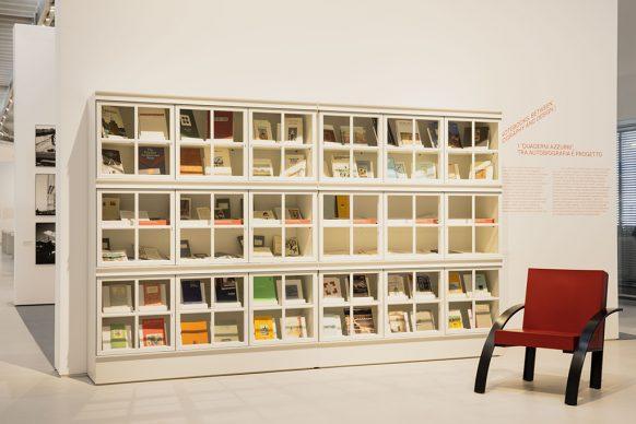Aldo Rossi. L'architetto e le città. Allestimento al MAXXI Museo nazionale delle arti del XXI secolo. Photo credit Musacchio, Ianniello, Pasqualini. Courtesy Fondazione MAXXI
