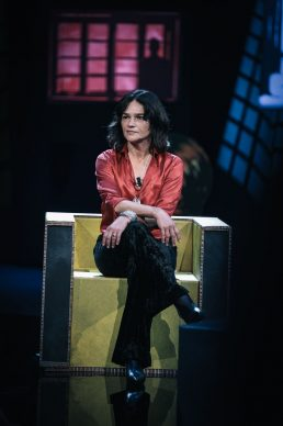 Chiara Caselli, ospite di Luce Social Club
