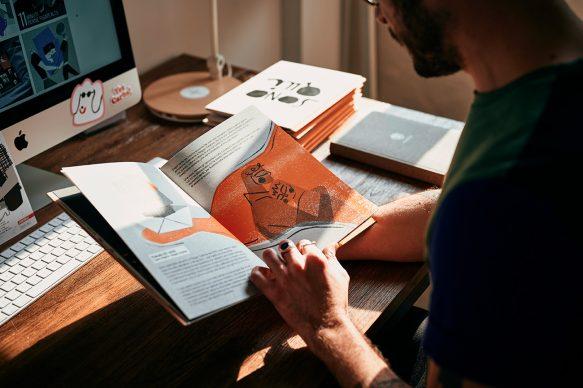 Fernando Cobelo nel suo studio - Foto di Lorenzo Morandi (YourStory) 02