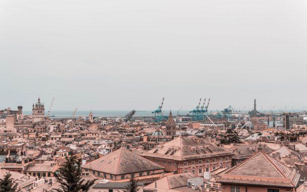Genova. Photo by Folco Masi on Unsplash