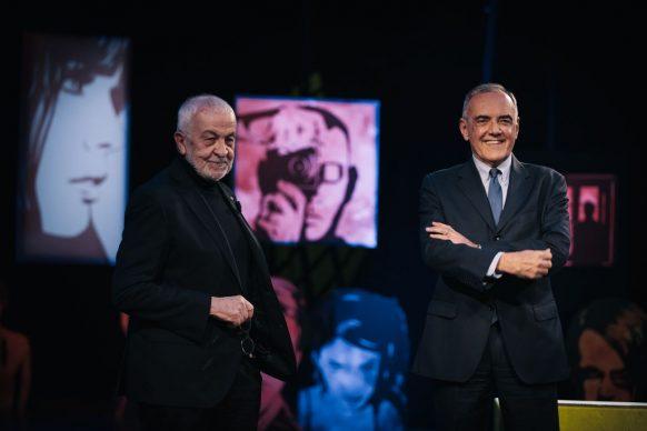 Gianni Canova e Alberto Barbera, ospite di Luce Social Club