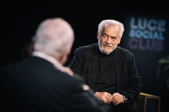 Giorgio Colangeli, ospite di Luce Social Club