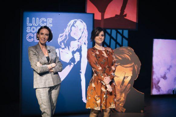 Martina Riva e Lorenza Di Sepio, ospite di Luce Social Club