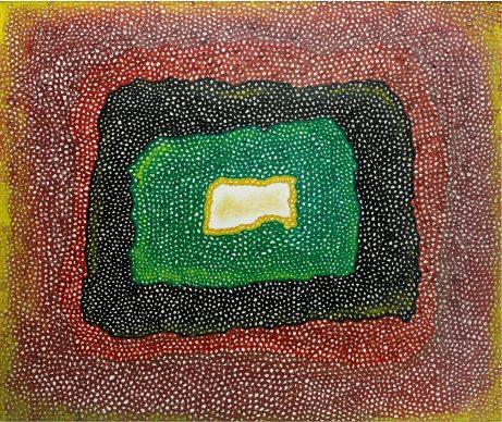 Yayoi Kusama (B. 1929), Untitled, circa 1965. Estimate $2,500,000 - 3,500,000. Courtesy of Bonhams