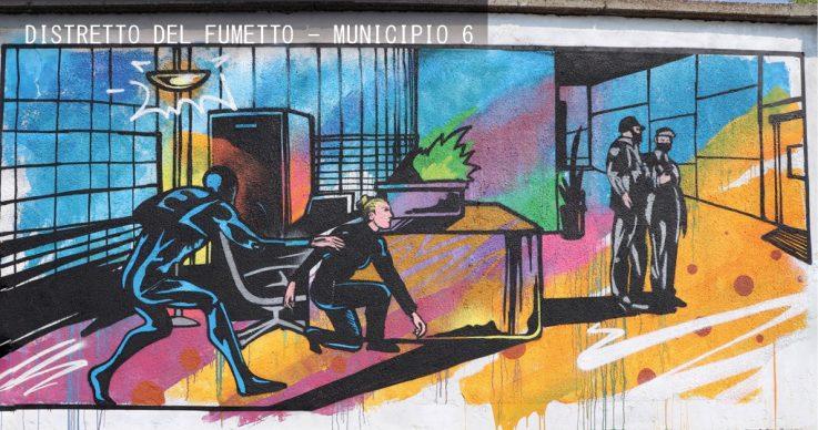 Photo credit Elena Conte per conto del Municipio 6