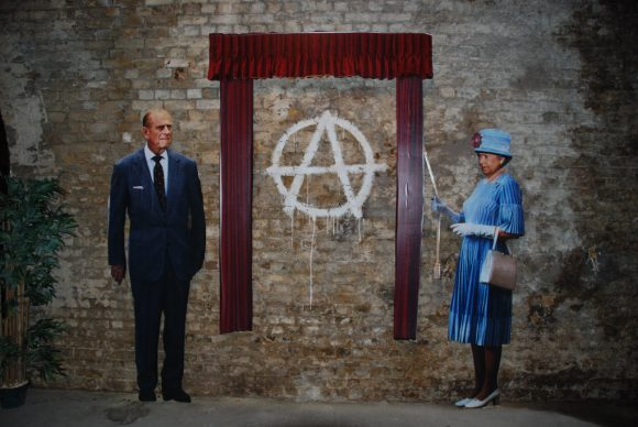 Anarchist Royal Family, 2010, Photo by Butterfly Art News