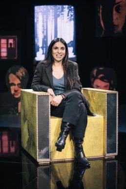 Antonella Lattanzi, ospite di Luce Social Club (1)