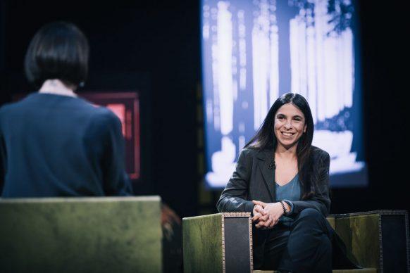 Antonella Lattanzi, ospite di Luce Social Club