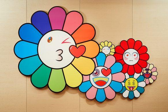 ©Grand Hyatt Tokyo x Takashi Murakami