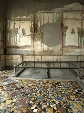 Casa dell'Efebo, Regio I Insula 7 civico 10 ©luigispina