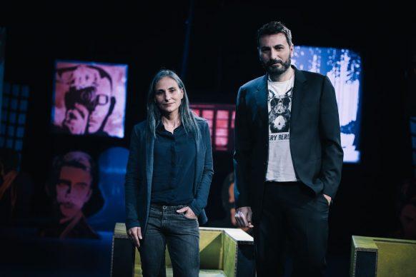 Dalia Colli e Francesco Pegoretti, ospiti di Luce Social Club
