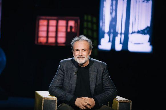 Fabrizio Ferracane, ospite di Luce Social Club
