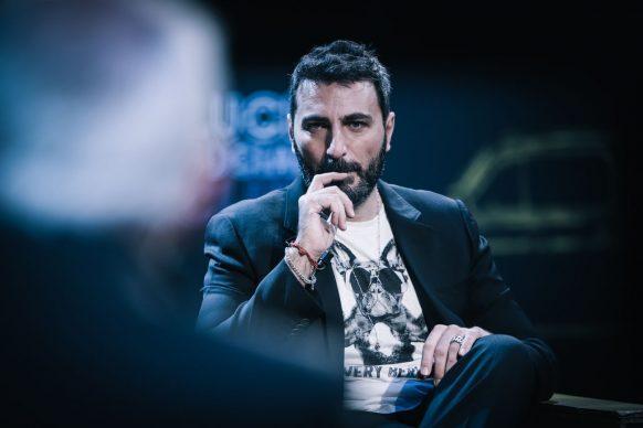 Francesco Pegoretti, ospite di Luce Social Club