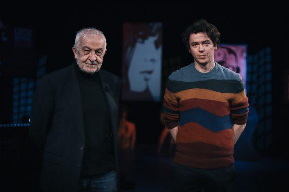Gianni Canova e Virgilio Villoresi, ospite di Luce Social Club