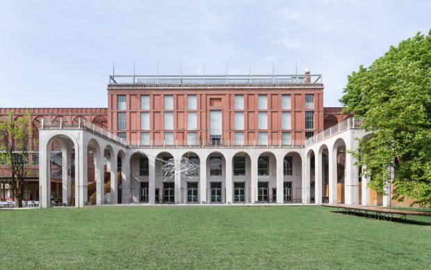 Giardino. Foto Gianluca Di Ioia - © Triennale Milano