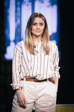 Greta Scarano, ospite di Luce Social Club