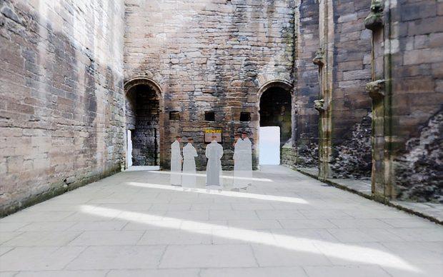 Images courtesy of University of Edinburgh researcher James Cook