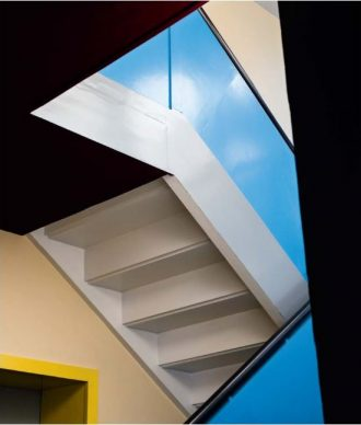 Interni delle Case dei Maestri © Thomas Meyer: OSTKREUZ, Fondazione Bauhaus Dessau, 2019