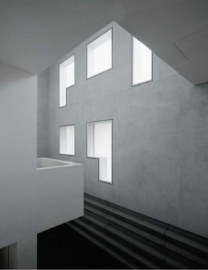 Interni delle Nuove Case dei Maestri © Thomas Meyer: OSTKREUZ, Fondazione Bauhaus Dessau, 2019