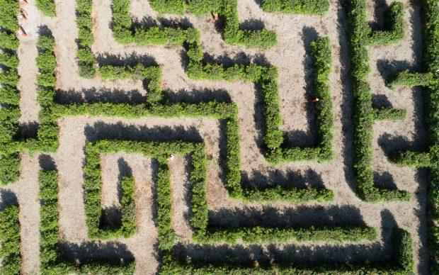 Labirinto Sonoro - Alfio Garozzo. Radicepura Garden Festival 2019