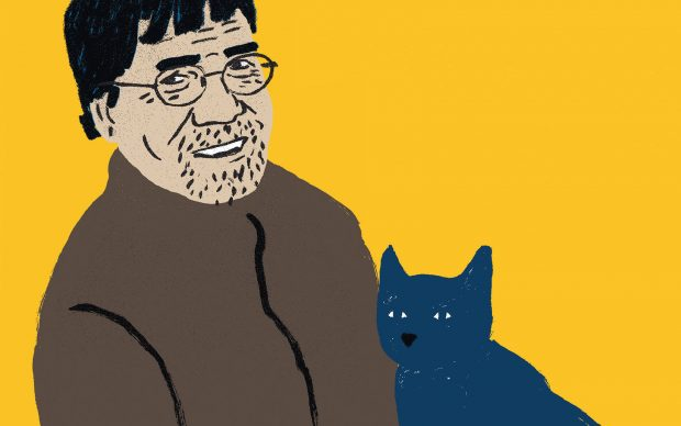 Luis Sepúlveda e del suo gatto Zorba (Salani, 2021)