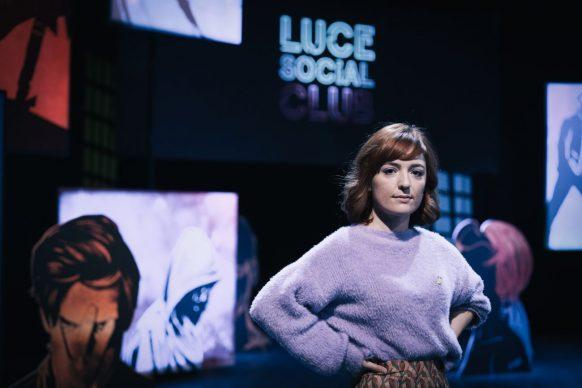 Maria Antonietta, ospite di Luce Social Club