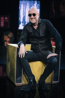 Mario Biondi, ospite di Luce Social Club